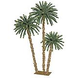 NOMA Outdoor Pre-Lit Palm Tree , 6-ft