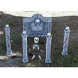 Cemetery Kit, 20-Pc
