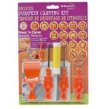 Deluxe Pumpkin Carving Kit, 5-Pc