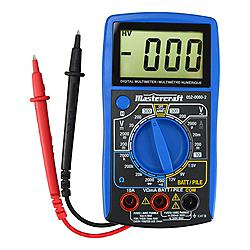 How to Use Digital Multimeters