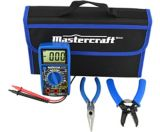 Mastercraft 3 Piece Multimeter Kit
