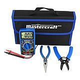 Mastercraft 3 Piece Multimeter Kit