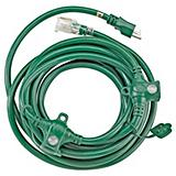Multi-Outlet Cord, 25-ft