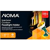 NOMA Single Socket Floodlight