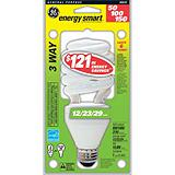 GE 12/23/32W Energy Saving (CFL) Tri-Light Bulb