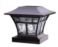 lampe solaire 4×4
