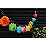 10 Outdoor Fabric Lantern