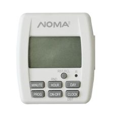 NOMA Outdoor Lighting Timer 1 Outlet Canadian Tire