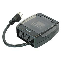 Canadian Tire NOMA Noma Outdoor Heavy Duty Timer With 2 Outlets Questions