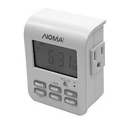 Canadian Tire Noma Indoor Heavy Duty Grounded Timer With 2 Outlets Customer