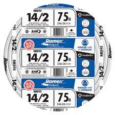 Romex® SIMpull® NMD90 14-2 75M, White | Canadian Tire