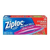 Ziploc Food Storage Bags