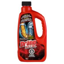 Canadian Tire Kitchen Sink Drano max gel clog remover 900 ml canadian tire workwithnaturefo