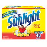 Sunlight Lemon Fresh Ultra, 40-Use