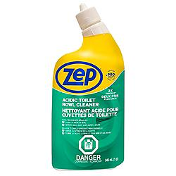 Canadian tire zep commercial acidic toilet bowl cleaner for Commercial bathroom cleaner