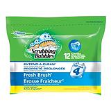 Scrubbing Bubbles Fresh Brush Flushable Refills