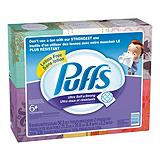 Puffs Soft & Strong 6-pack Facial Tissue