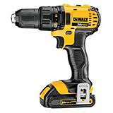 DeWALT 20V MAX Lithium Ion Compact Drill and Driver Kit