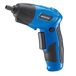 mastercraft pivoting cordless screwdriver manual