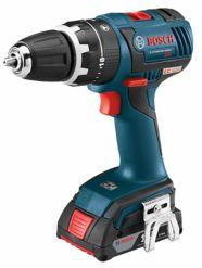Bosch 18V Li-Ion Compact Tough™ Hammer Cordless Drill Driver, 1/2-in
