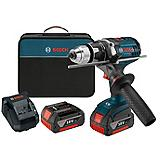 Bosch 18V Li-Ion Brute Tough™ Cordless Drill Driver with A.R.T., 1/2-in
