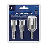 Mastercraft 3-piece Wing Nut Driver Set