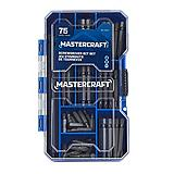 Mastercraft 75-pc Screwbit Set