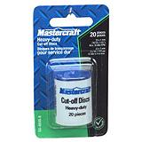 Mastercraft Cut-Off Disc Set, 8-pc