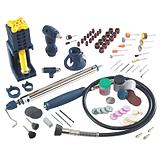 Mastercraft 250-piece Rotary Tool & Kit