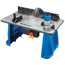 Mastercraft 9 5a Fixed Base Router And Router Table