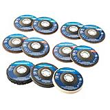 Mastercraft 11-piece Flap and Polishing Disc Set