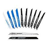 Mastercraft 12-piece Assorted Reciprocatin...