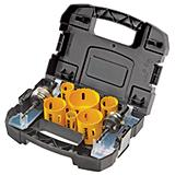 DeWALT 9-piece Hole Saw Set