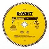 DeWALT Diamond Circular Saw Blade, 7-in