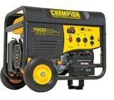 Champion Heavy Duty 6500W Generator