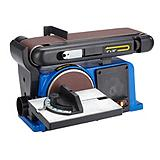 Mastercraft 4-in. Belt/Disc Sander