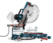 Bosch Dual-Bevel Mitre Saw, 12-in