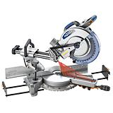 Mastercraft Maximum Sliding Mitre Saw with Laser, 12-in