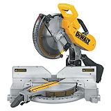 DeWALT Dual Bevel Mitre Saw, 12-in
