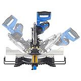Mastercraft Dual-Bevel Sliding Mitre Saw, ...