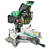 Hitachi 12-in Dual Compound Mitre Saw with...