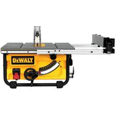 Dewalt compact jobsite table saw with site pro modular guarding dewalt compact jobsite table saw with site pro modular guarding system 10 in canadian tire keyboard keysfo Image collections
