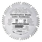 Freud 50T Circular Saw Blade, 10-in