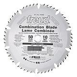 Freud 50T Circular Saw Blade, 10-in
