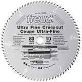 Freud 80T Circular Saw Blade, 10-in