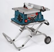 BoschJobsite Table Saw with Stand, 10-in