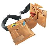 11-Pocket Leather Toolbelt
