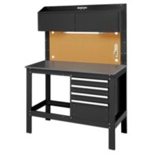 Mastercraft Heavy Duty Workbench Canadian Tire