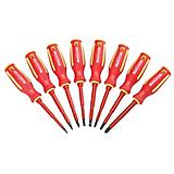 Mastercraft Insulated Screwdriver Set, 8-pc