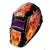 Lincoln Electric Darkfire Autodarkening Welding Helmet, Shades 9-13